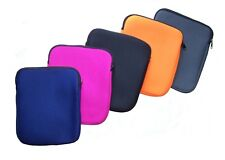 "9.7"" Tablet Sleeve - iPad Case - Orange - Light Durable Neoprene"