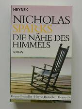 Nicholas Sparks Die Nähe des Himmels Roman Heyne Taschenbuch