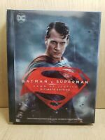 Batman v Superman: Dawn of Justice (Blu-ray DVD Disc, 2016) Ultimate Edition