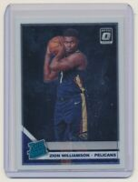 2019-20 Donruss Optic #158 Zion Williamson Rated Rookie