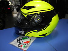 CASCO AGV MODULARE COMPACT ST COURSE YELLOW