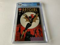 BATGIRL ADVENTURES 1 CGC 9.8 WHITE PAGES HARLEY QUINN POISON IVY DC COMICS 1998