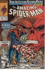 Marvel Comics Group! Amazing Spider-Man! Issue 325!