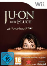 Ju-On: The Grudge - Der Fluch (Nintendo Wii, 2009, DVD-Box) Like New A++++