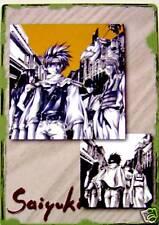 Saiyuki card official Kazuya Minekura