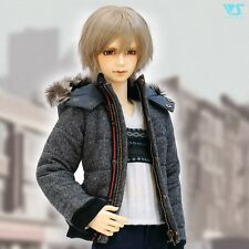 Volks Doll Party 30 Super Dollfie Wool Down Jacket Set SD16B SD17B SDGOU 1/3 BJD
