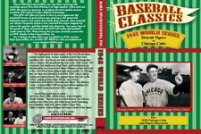 1945 World Series Cubs-Tigers, plus interviews on DVD!