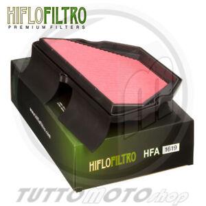 FILTRO ARIA HIFLO COD HFA1619 HONDA CBR 600 F 2001 2002 2003 2004 2005 2006 2007