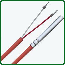 PT1000 / PT 1000 Temperaturfühler Temperatursensor Widerstandsthermometer +250°C