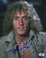 ROGER DALTREY SIGNED AUTOGRAPHED 8x10 PHOTO TOMMY THE WHO VERY RARE BECKETT BAS