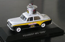 "wonderful French modelcar PEUGEOT 403 SALOON ""SEB"" - scale 1/43"