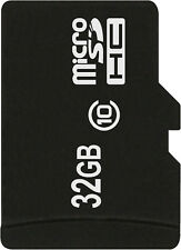 32 GB MicroSDHC MicroSD Class 10 Scheda di memoria HUAWEI y3, Huawei y625