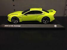 Genuine BMW miniature 3.0 CSL Hommage 1:18 by NOREV  80432413753