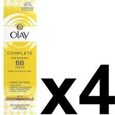 4 Crema Hidratante Olay BB CREMA Medio SPF15 Max Factor Essentials CompleteCare 50 Ml
