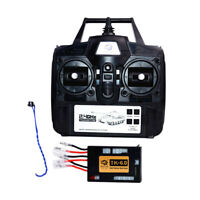 6.0 Function Mainboard 2.4G Transmitter Remote Control System for Heng Long