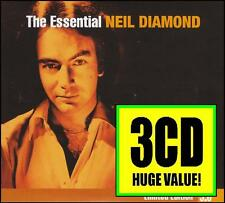 NEIL DIAMOND (3 CD) THE ESSENTIAL 3.0 LIMITED EDITION ~ GREATEST HITS BEST *NEW*