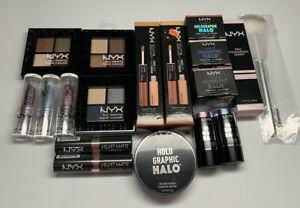 NYX Professional Makeup Mix 18 Pieces-BRAND NEW SEALED