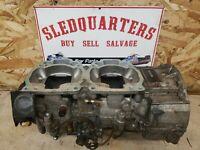 2002 SKI DOO MXZ 600 zx engine crankcase 6311-532