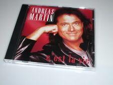 Andreas Martin c´est la vie CD tedesco con da te ne sei andato/la prima volta nel L