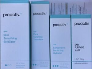 Proactiv Plus 30 Day 4 Piece kit