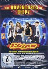 DVD MIT AUDIO-CD NEU/OVP - The Adventures Of Ch!pz