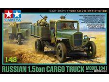 Tamiya 1/48 Escala Ruso 1.5 Ton Truck y Soldados