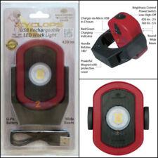Maxxeon MXN00800 WorkStar Cyclops USB Rechargeable LED Work Light Magnetic