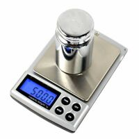 0.01g/0.1g Digital Pocket Jewelry Balance LCD Scale / Calibration Weight