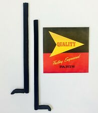1957-1959 DeSoto Quarter Window Divider Rubber