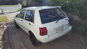 Starlet ep70 ep71 turbo S style roof spoiler