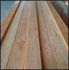 Siberian Larch Decking A Grade Garden Patio 28x145mm 4.0m Value 1 Pack