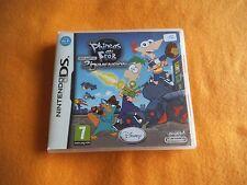 Phineas und Ferb Quer durch die 2. Dimension Nintendo DS