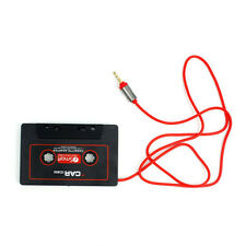 Portable Audio Cassette Tape Adapter Aux Cable Cord 3.5mm to MP3 iPod CD Player