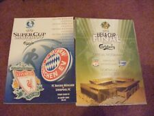 2001 Uefa Cup Final Alaves v Liverpool A1 condition