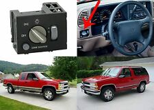 Replacement Headlight Switch For 1995-2000 Chevrolet GMC C/K1500 New Free Ship