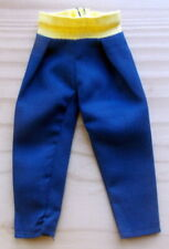 "1983 MENUDO 8"" multi-toy latin boy band doll -- RICKY MARTIN -- Blue PANTS"