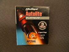*Lot of 26* Pack of 4 Autolite Platinum AP2546 Spark Plugs