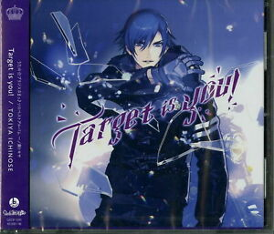 UTA NO PRINCE SAMA-SOLO BEST ALBUM TOKIYA ICHINOSE TARGET IS YOU!-JAPAN CD G88