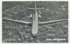 """Air France airlines SE.210 """"Caravelle"""" aviation/aircraft/airplane/aeroplane"""