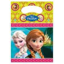 Disney Frozen Loot Bags (Set of 6)
