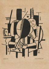 Woman at the Mirror, 1920, FERNAND LEGER, Cubism, Modernism Art Poster