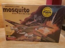 Monogram Classics De Havilland Mosquito British WWII Bomber Model Kit SEALED