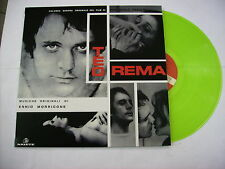 O.S.T. - TEOREMA - LP LIME VINYL NEW SEALED 2016 - ENNIO MORRICONE