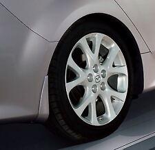 Genuine mazda 6 bavettes garde-boues arrière pour voitures sans Aero pièces 2007-2009
