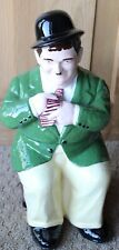 RARE Laurel and Oliver Hardy Cookie Jar - 1996 - Larry Harmon Pictures Promo