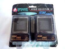 STAR TREK THE NEXT GENERATION SPEAKER SYSTEM 1995 / STILL SEALED