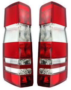 *NEW* TAIL LIGHT REAR LAMP (PAIR) for MERCEDES BENZ SPRINTER 2006 - 2018 RH+LH