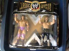 WWE Jakks Classic Superstars Rick Martel vs Jake The Snake Roberts 2 pack Rare
