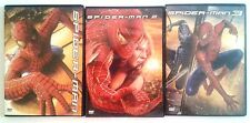Spiderman Series Trilogy DVD Format (3 DVD'S)