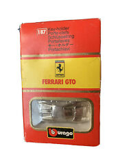 Burago Ferrari GTO Key holder 1/87 Never Opened